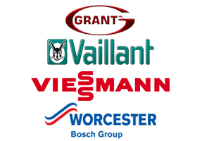 Vaillant, Worcester, Grant, Viessman Boilers
