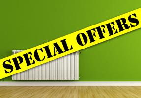 Jaz Plumbing Special Offers